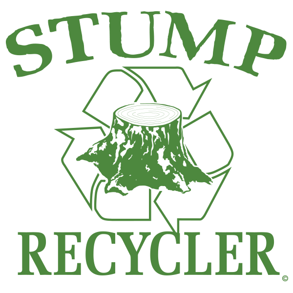Stump Recycler Logo