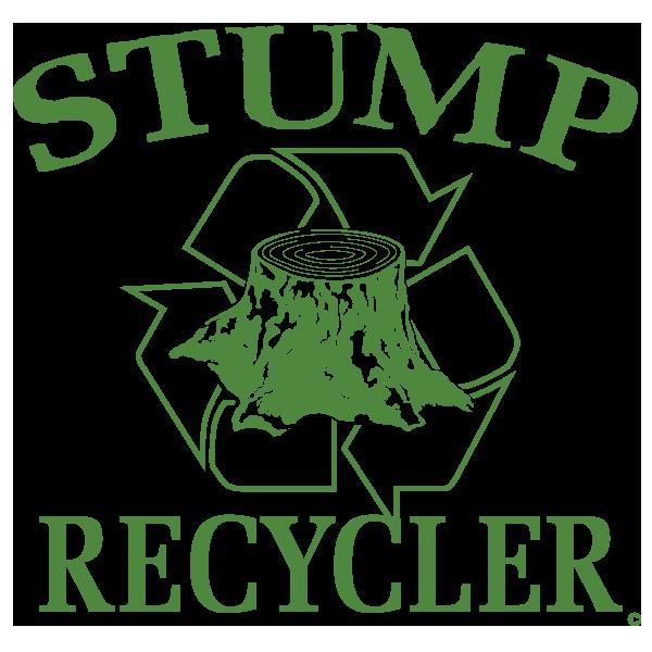 Stump Recycler Logo